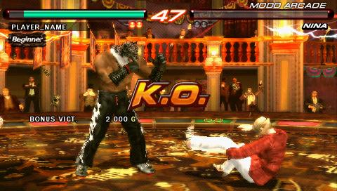 [PSP] Tekken 6 [ESPAÑOL] [1 LINK] [MEGA] 20121201110305