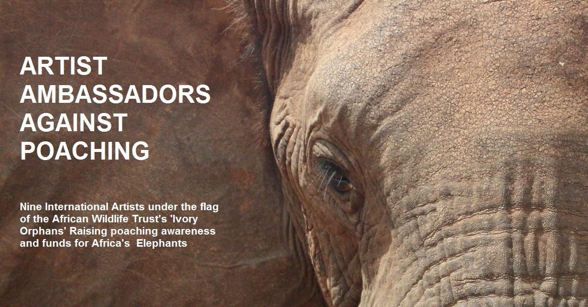 Artist Ambassadors Against Poaching