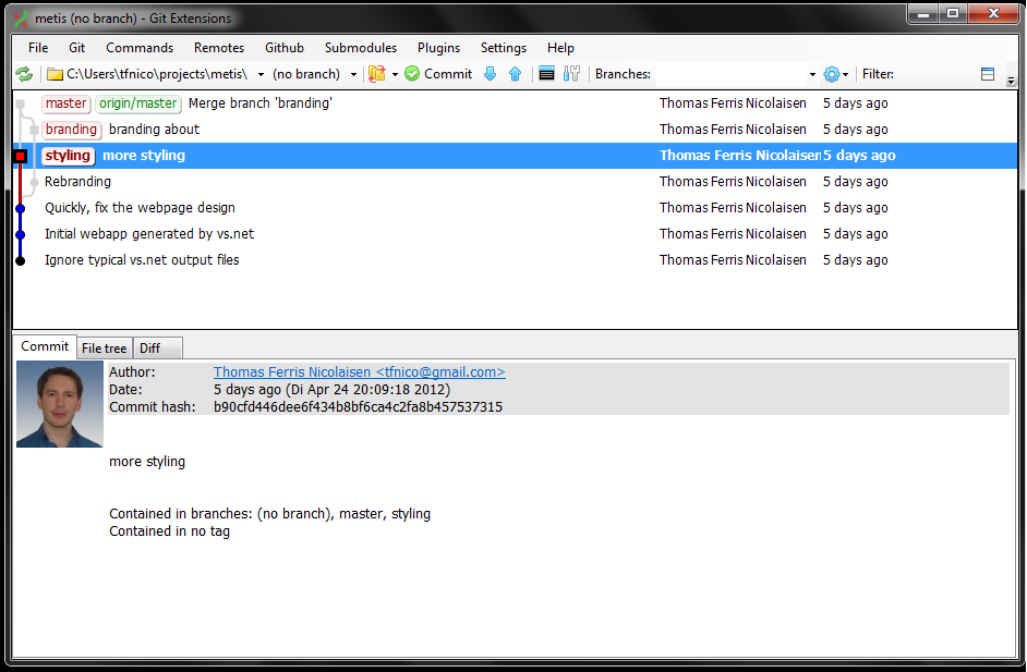 GitHub for Windows (Windows) - Download