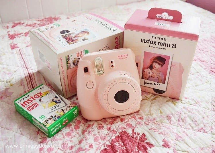 Fujifilm Instax Mini 8 (Pink) Review