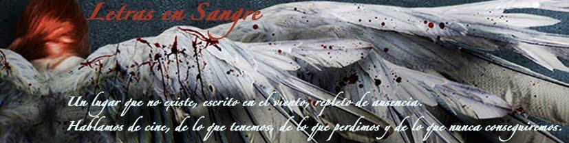 Letras en Sangre