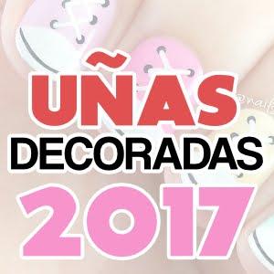 UÑAS DECORADAS BONITAS