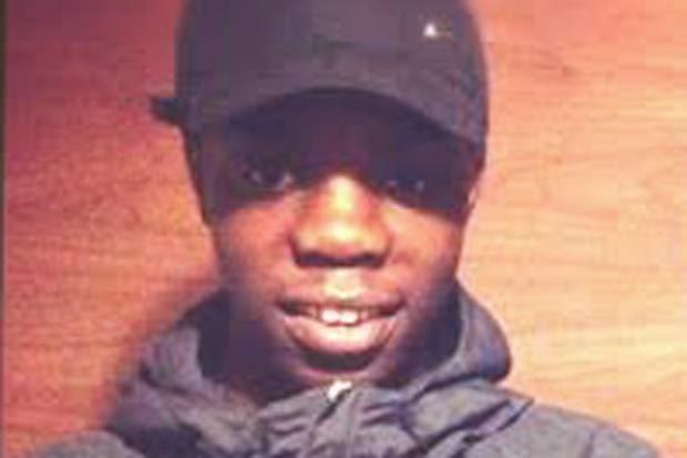 nigerian killed london