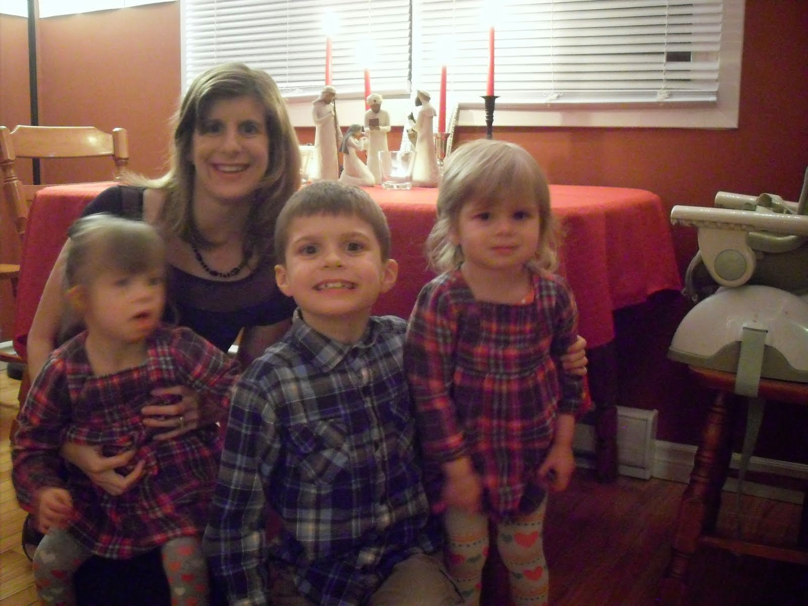 Me with my kiddos, Epiphany 2012