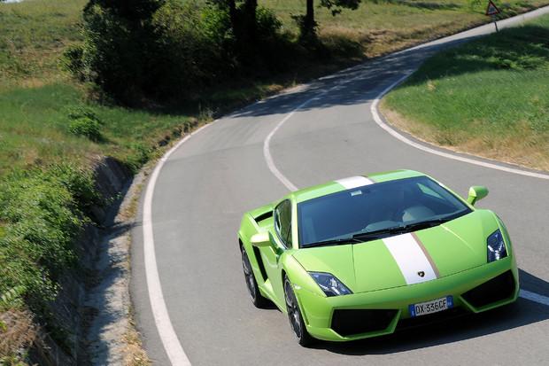 Top Cars 2012 Lamborghini Gallardo Lp500