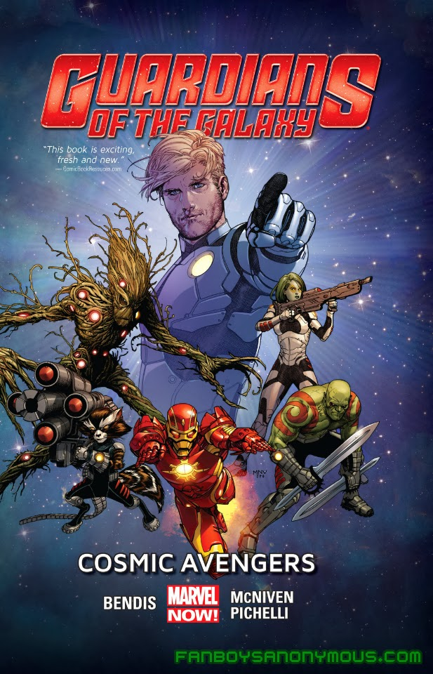 Buy Guardians of the Galaxy Volume 1 on the Marvel Comics app