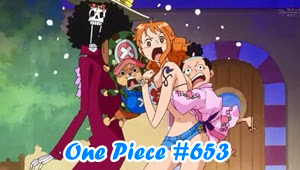 One Piece Episode 653