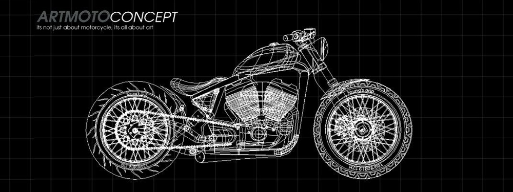 all about motorcycle design