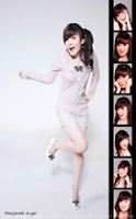 Foto Biodata Angel Cherry Belle