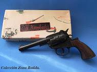 Revolver Colt Zumbador.