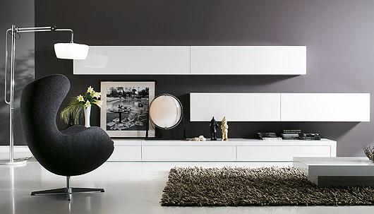 Sabri decoradora muebles de sal n que adornan tu hogar - Muebles de salon modernos minimalistas ...