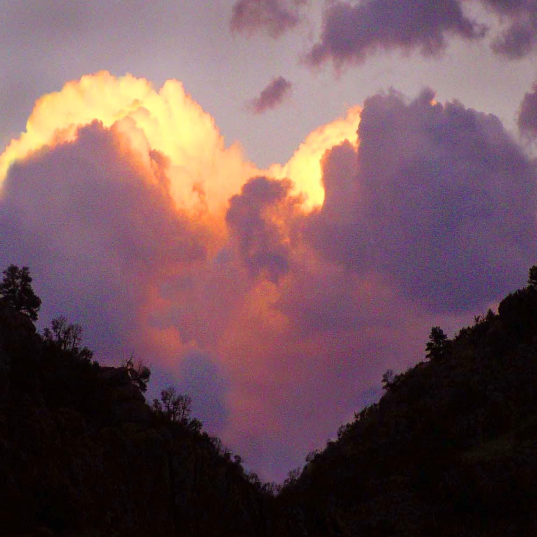 Nuvem, Amor, Love, Coração, HeartCloud