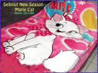 Jual Selimut New Seasons Blanket Marie Love