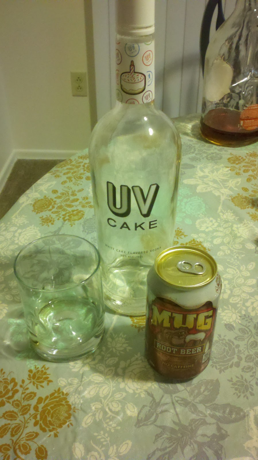 Mixed Drinks Made With Cake Vodka