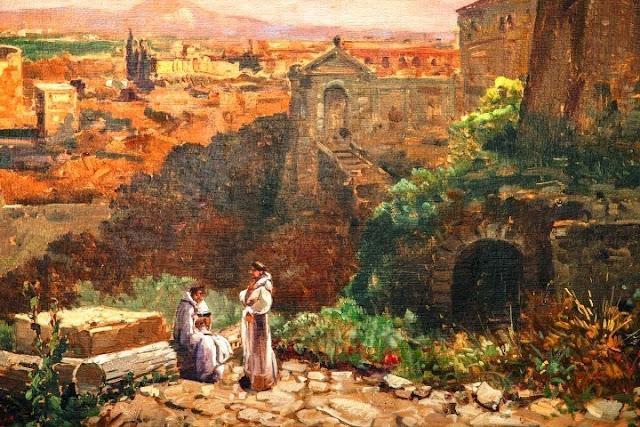 roman wall paintings characterization