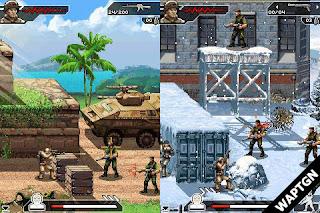 Modern Combat 2 - Black Pegasus