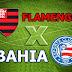 Ficha do jogo: Flamengo 2x1 Bahia - Brasileirão 2013