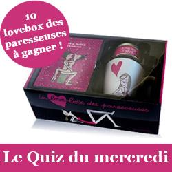 10 lovebox des paresseuses à gagner