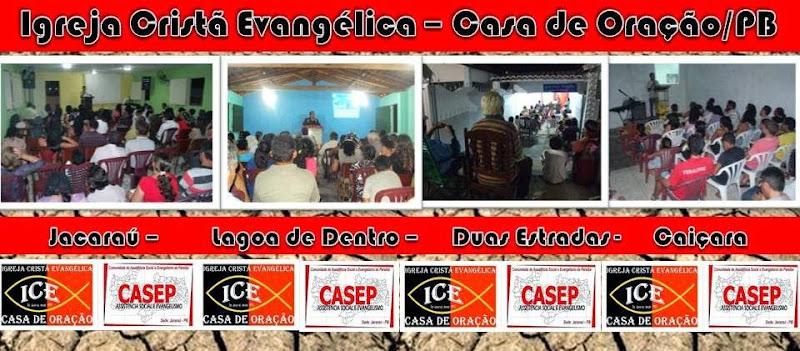 CASA DE ORAÇÃO DE JACARAÚ