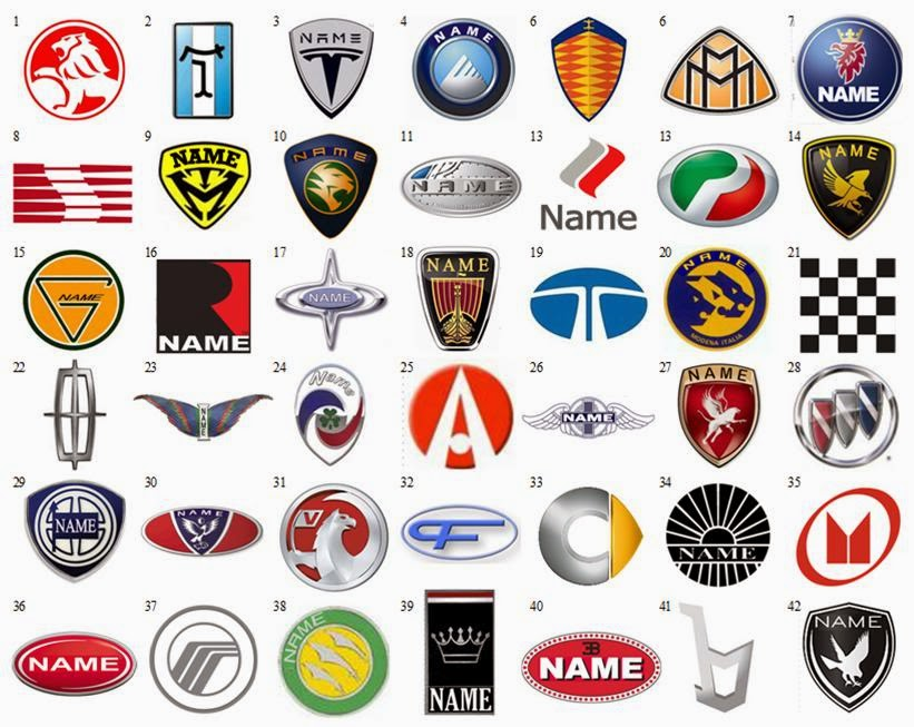 car company logos cars show logos. Black Bedroom Furniture Sets. Home Design Ideas