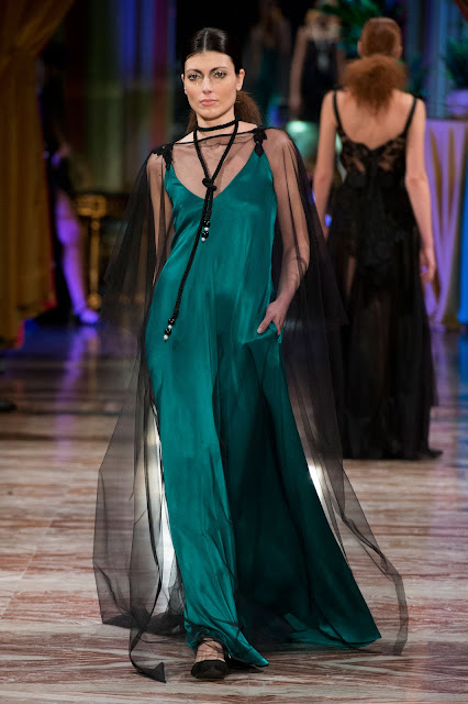 Giada Curti Alta Roma Spring 2016 - Cool Chic Style Fashion