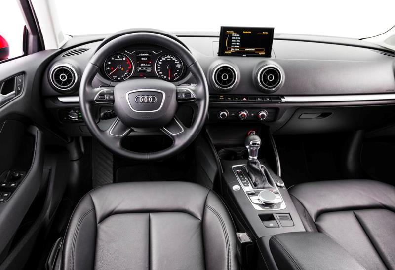 bmotorweb audi a3 sedan flex 2016 nacional pre os. Black Bedroom Furniture Sets. Home Design Ideas