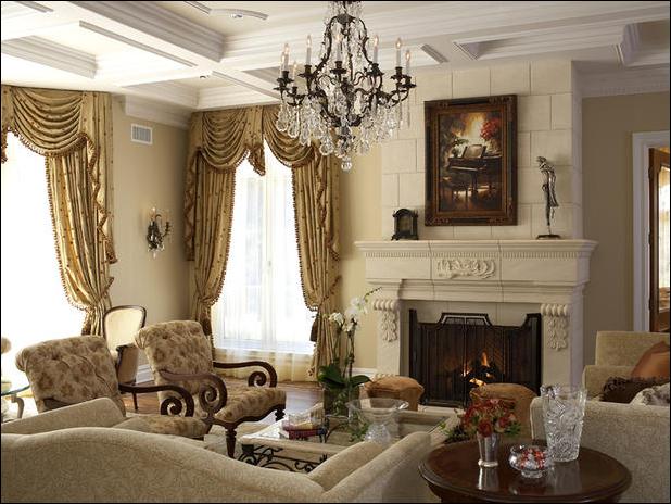 Old World Living Room Design Ideas Room Design Ideas