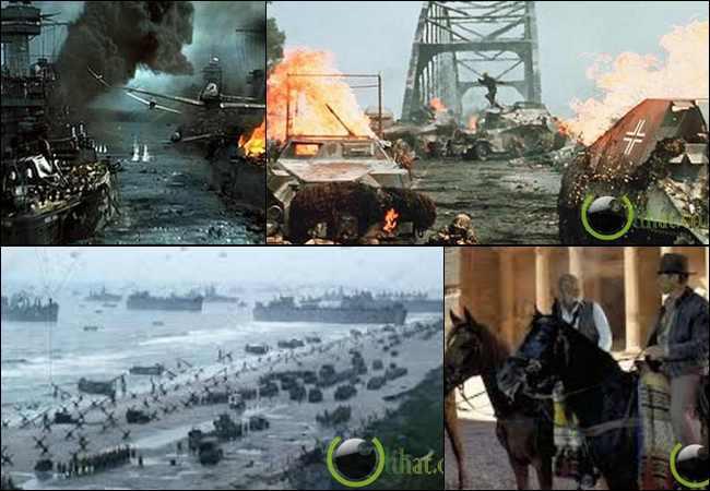 10 Tempat Bersejarah Dunia yang jadi Tempat Syuting Film