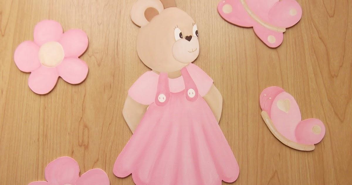 Decoraci n infantil pekerines siluetas habitaci n ni a - Decoracion habitacion infantil nina ...