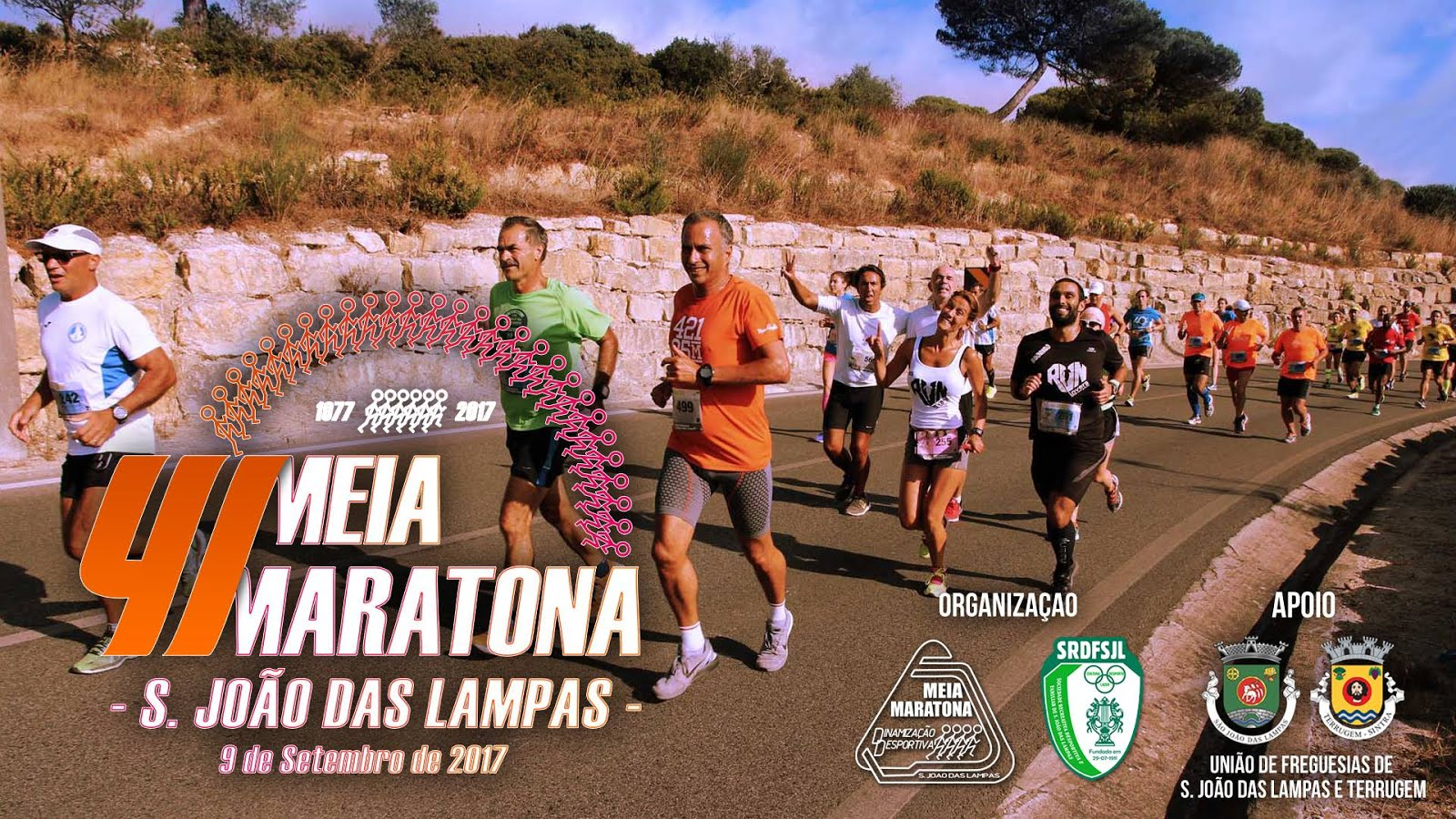 41ª MEIA MARATONA DE S.JOÃO DAS LAMPAS