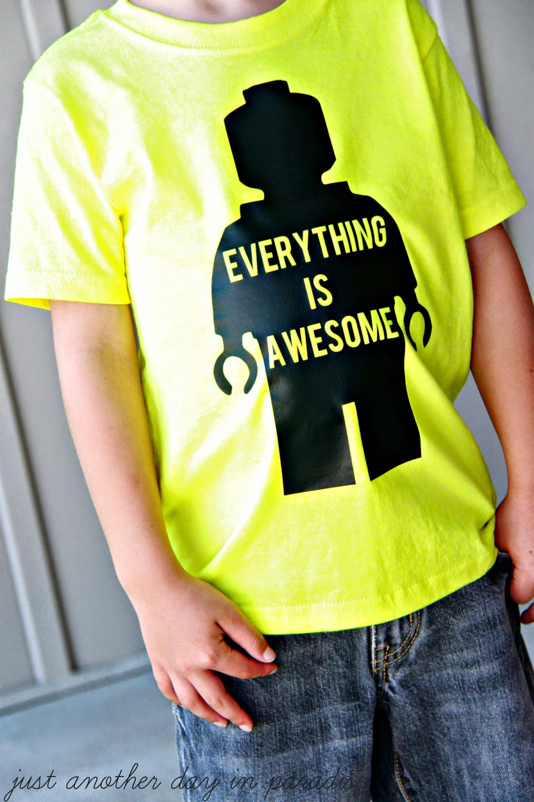 larissa another day everything is awesome tshirt