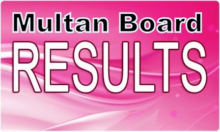 Multan board 5th result 2014