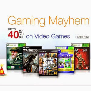 Amazon: Buy Video Games upto 98% off from Rs. 49