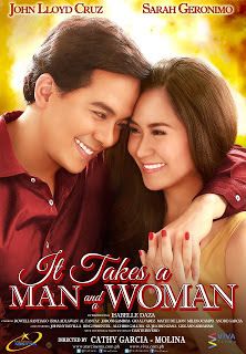 It Takes a Man and a Woman CAM (2013 - John Lloyd Cruz, Sarah Geronimo)