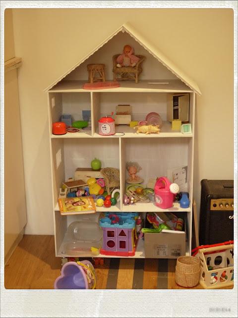 construire maison poupée diy