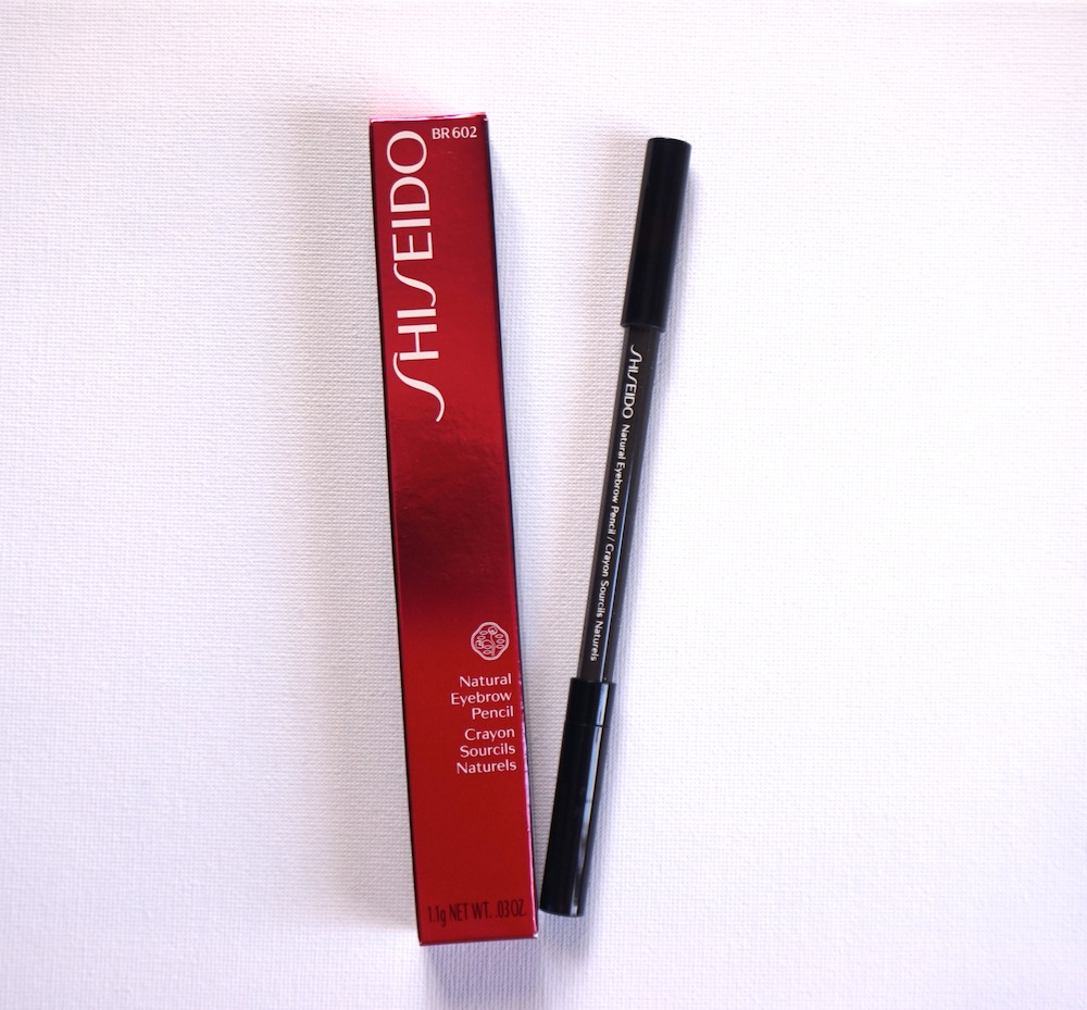 Natural Eyebrow Pencil Shiseido Review