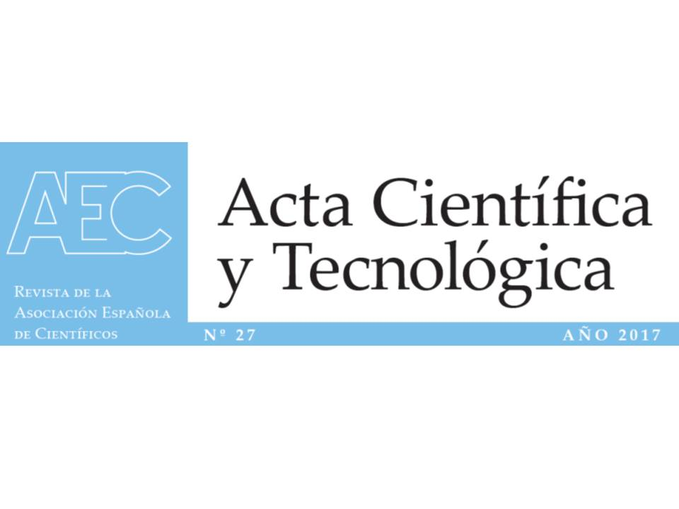 Revista Asociación Española de Científicos