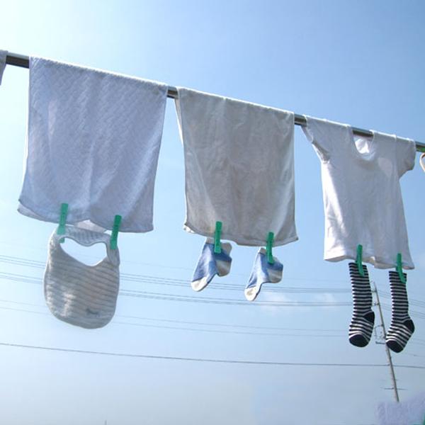 両サイドはさめる洗濯バサミ クレバーペグ