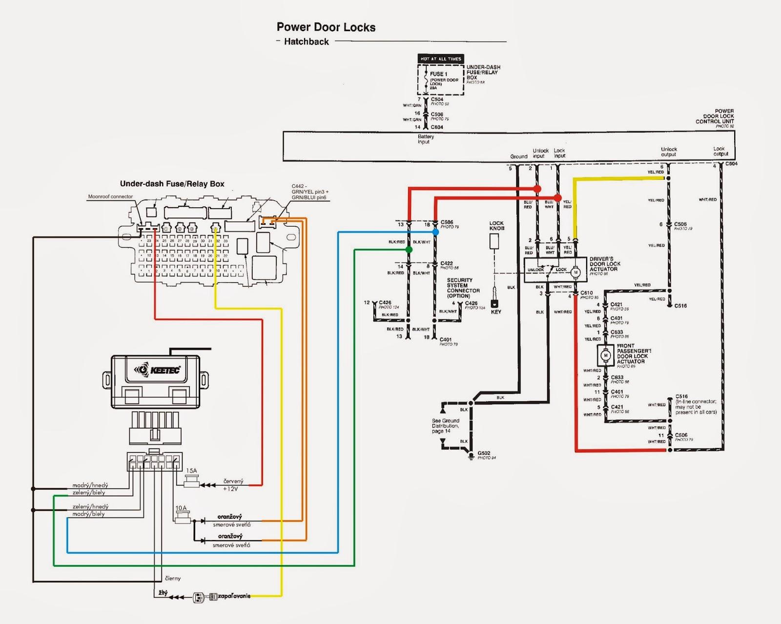 B18b1 Diagram Wiring Harness Integra Power Lock 1600x1280