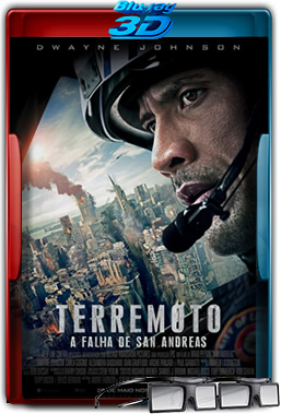 Terremoto - A Falha de San Andreas Torrent Dual Audio