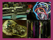 En segundo lugar, las cositas de todos los días, los relojes, colas (ligas), . cosas de chicas