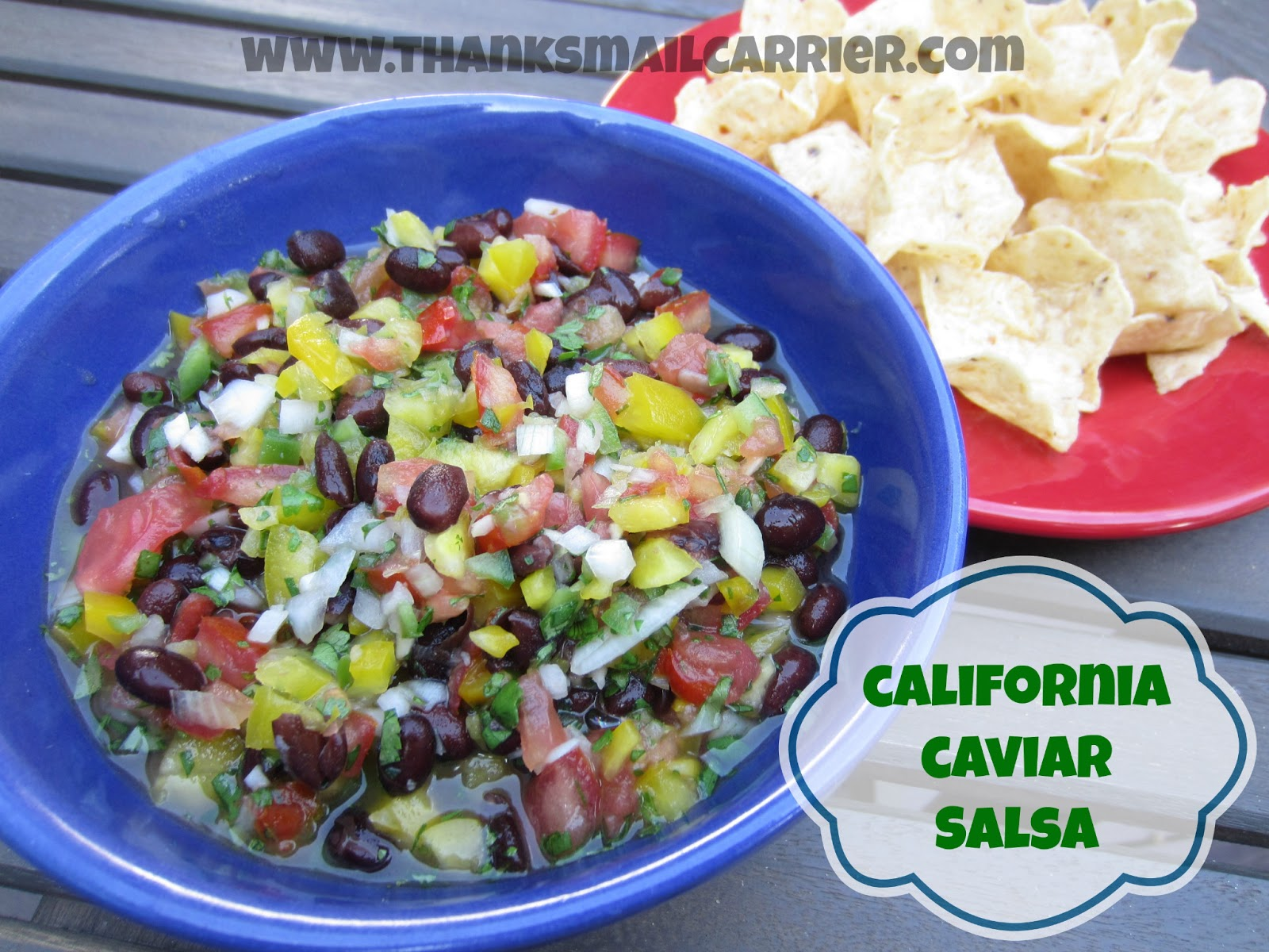 tomato bean salsa recipe