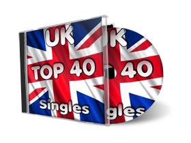 UK top 40 chart
