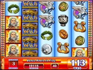 Zeus ii slot review yazino slots wheel deal