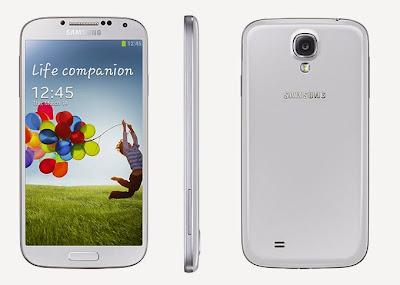 Spesifikasi dan Harga Samsung Galaxy S4 Terbaru