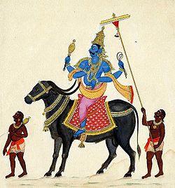 yama 7 Dewa Kematian dari Berbagai Kepercayan Kuno di Dunia
