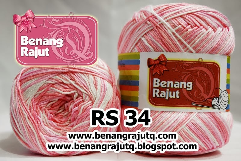 NEW ITEMS - RAYON SEMBUR RS 34