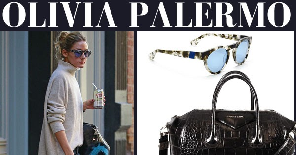 4b1246a171d Olivia Palermo in black platform loafers from Sol Sana ~ I want her style -  What celebrities wore and where to buy it. Celebrity Style