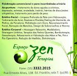 Espaço Zen Terapias - Ijuí / RS