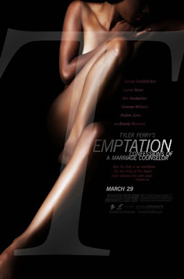 Tyler Perry Is Temptation 2013